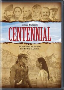Centennial: The Complete Epic Series (Mini-series, DVD, 2008, 6-Disc Set) NEW!