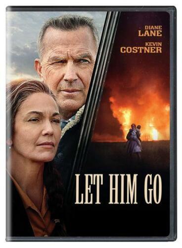 LET HIM GO (DVD, 2020) NEW* Drama, Thriller**Kevin Costner** FREE SHIPPING!!! US