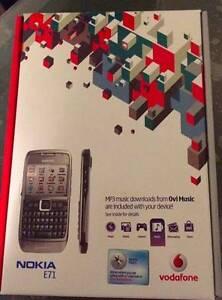 Nokia e71 brand new never used unlocked Truganina Melton Area Preview