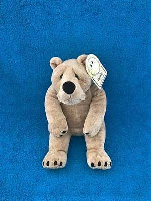"""Used, Cuddly Quarry Critters Buddy Bear 12"""" Plush w/Tags 2003 - Mint ! for sale  Ocala"""