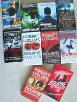 Paperback Novels by ROBERT LUDLUM