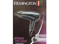 Remington hairdryer