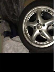 Honda alloys