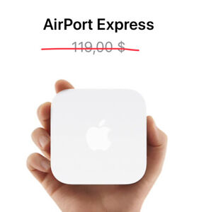 Borne Wifi Apple Airport Express