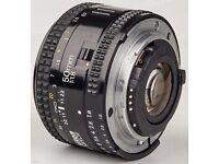 Nikon 50mm f/1.8 AF D