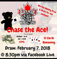CHASE THE ACE!! help support trip  to nationals
