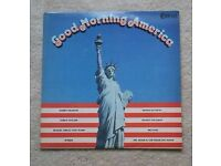 Good Morning America Vinyl LP Record