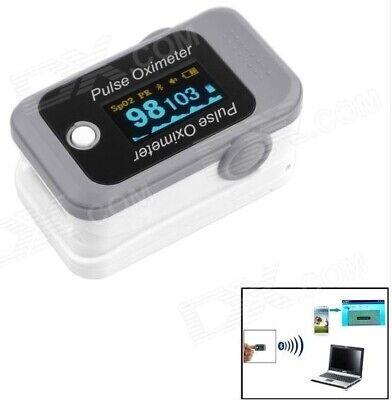 Finger Pulse Oximeter Spo2 Oxygen Monitor Oled