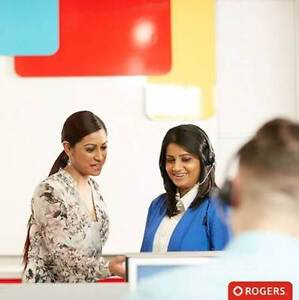 Rogers is Hiring! Customer Service Consultants (Call Centre) Kitchener / Waterloo Kitchener Area image 1