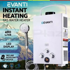 BRAND NEW Devanti Gas Water Heater