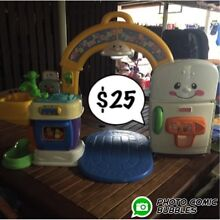 Fisher Price Laugh & Learn kitchen Gympie Gympie Area Preview