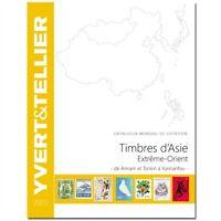 Catálogo Yvert. Asia-extremo Oriente. Edición 2015 -  - ebay.es