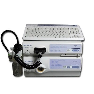 Olympus Cv-180 Clv-180 Evis Exera Ii Endoscopy System Certified Pre-owned