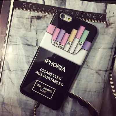 New iPhoria Parfum Style Cigarette Box Phone Case For iPhone 6 / 6 Plus A05