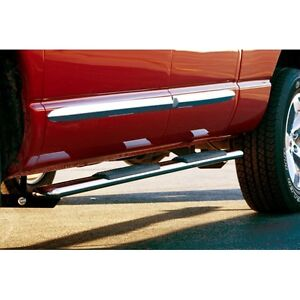 NEW TrailFX Stainless Steel Step Bars 2015-2017 F150 Supercab