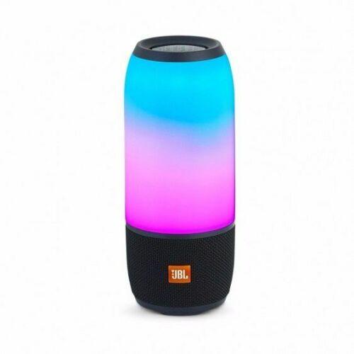 JBL Pulse 3 Waterproof Portable Bluetooth Speaker - Black - JBLPULSE3BLKAM Pulse
