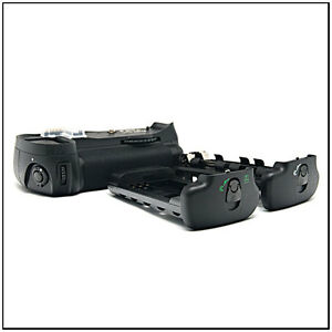 Battery grips for Canon and Nikon DSLR (battery grip)