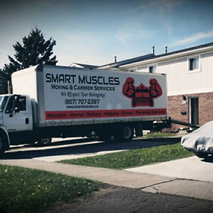 Smart Muscles - Reliable & Affordable Moving Service