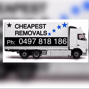 ★ CHEAPEST REMOVALS SYDNEY $27/ GREAT RELIABLE MOVERS. Hornsby Hornsby Area Preview