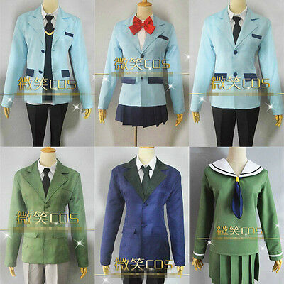 Digimon Adventure tri. Schuluniform School uniform Cosplay Kostüme Costume Anime ()