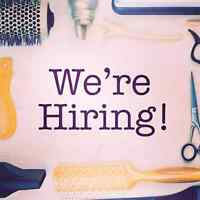 HAIRSTYLIST WANTED!