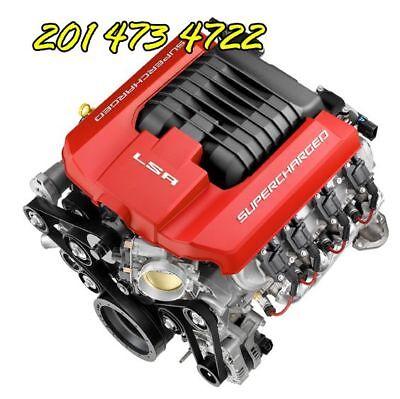13 14 15 CAMARO ZL1 LSA 6.2L SUPERCHARGED ENGINE SWAP TRANSMISSION ECM HARNESS
