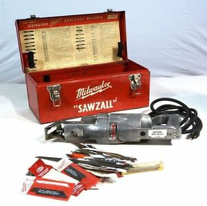 Milwaukee Heavy Duty Sawzall - Model 6510 - Excellent condition