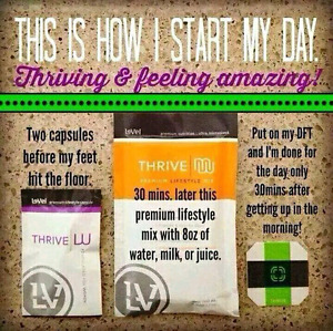 Have you tried the Thrive Experience?