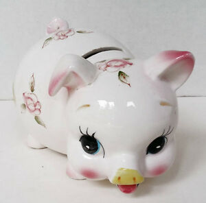 Lovely Piggy Bank from 70's Japan    ***H8Z1W9*** West Island Greater Montréal image 1