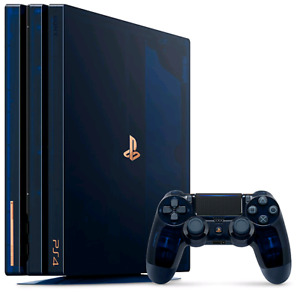 Playstation PS4 limited edition 500 million(sealed box)