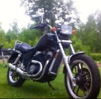 84 honda shadow for sale 1200$ obo