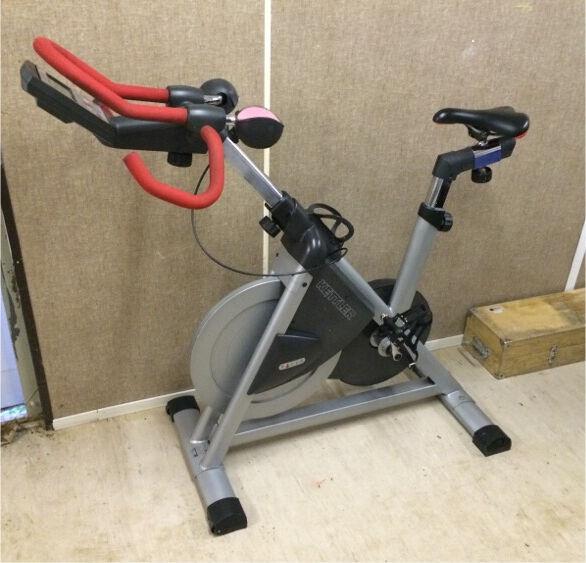kettler racer exercise bike in taunton somerset gumtree. Black Bedroom Furniture Sets. Home Design Ideas