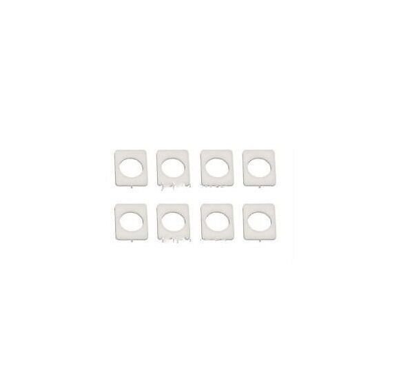 For BMW Z3 Odometer Gears Ltd Seat Rail Bushing Kit-White Acetal Resin Delrin