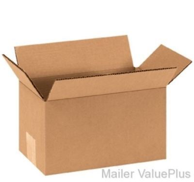 100 - 9 X 5 X 5 Shipping Boxes Packing Moving Storage Cartons Mailing Box