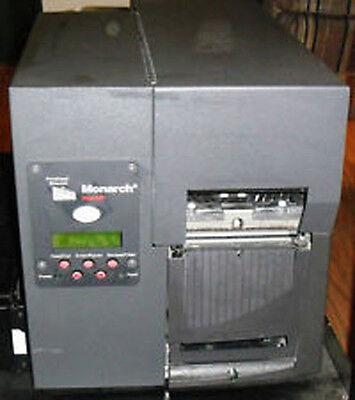 Monarch Paxar MO9855 MO 9855 Label Printer