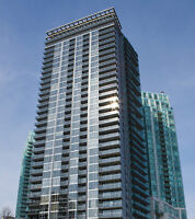 Stunning 2 bedroom Condo Available for rent immed. near Sq. One