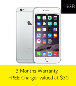 iPhone 6 - 16GB Silver - Great Condition Warrawong Wollongong Area Preview