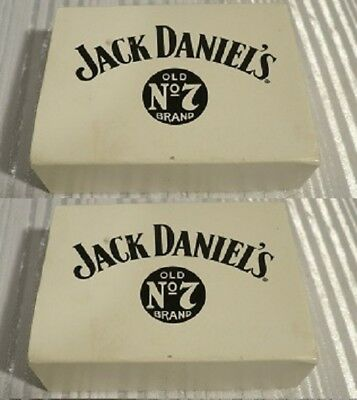 JACK DANIEL'S No 7 LOT 46 WOODED GOLF TEES & BALL MARKERS & Divot Tool 2 SETS  Bulk Golf Ball Markers