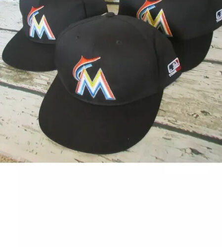 Miami Marlins OC SPORTS Baseball Cap/Hat Sz.OSFM NEW Officia