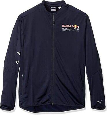 Puma Red Bull Racing T7 Track Jacket Men's Size L NEW