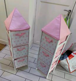 Child storage cube
