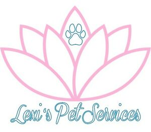 Pet Sitting and Dog Walking by Lexi's Pet Services