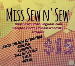 Miss Sew n' Sew Cromer Manly Area Preview