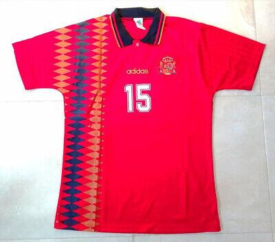 Camiseta España Mundial 1994 CAMINERO