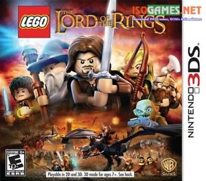 Nintendo 3DS The Lord of the Rings LEGO