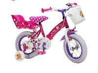 Mini mouse bike girls