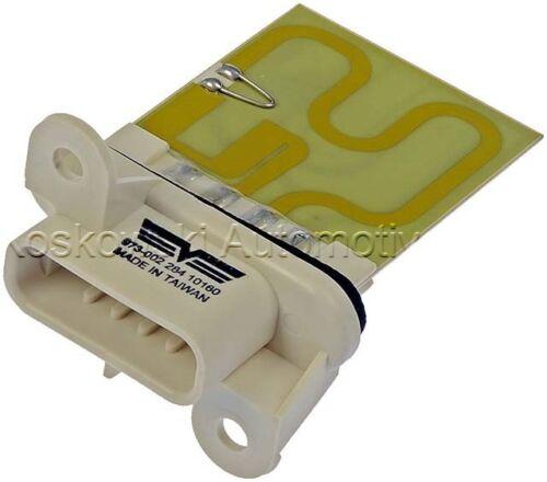 Dorman OE Solutions 973-510 HVAC Blower Motor Resistor Kit