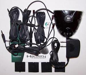 logitech harmony rf wireless extender manual