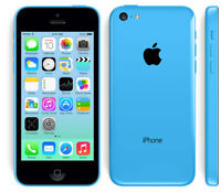 Brand new apple iPhone 5C FIDO WHITE or BLUE ! 1 YEAR WARRANTY