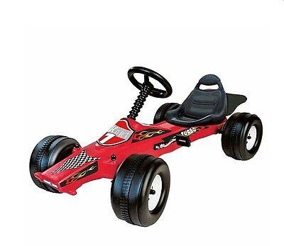 Tesco Ride  - On Go Kart Red New!!!